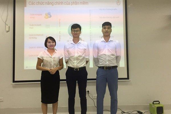 EFY Việt Nam triển khai mềm EFY-KNTC trên địa bàn TP Hà Nội