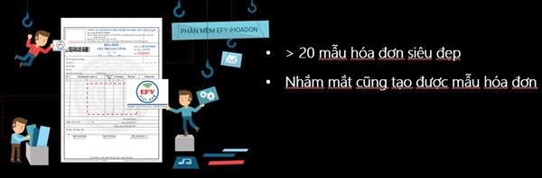 EFY Việt Nam ra mắt iHOADON