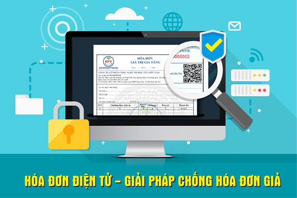 Hóa đơn điện tử - Giải pháp chống giả hóa đơn